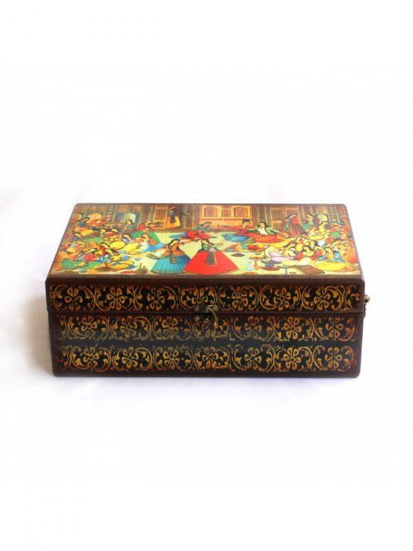 Drawing Box Haram Model