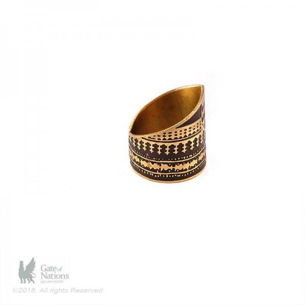 Brass Ring Model Crown